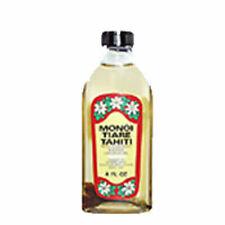 Coconut Oil Gardenia (Tiare) 4 Oz by Monoi Tiare