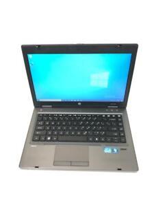 """HP ProBook 6460b 14"""" Core i5 2520M 2.50GHz 8GB RAM 500GB HDD Win 10 Pro"""