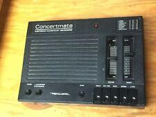 Realistic Concertmate Rhythm Box Vintage Accompanist Metronome Works!