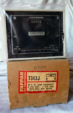 Vintage NOS  TAPPAN Air Conditioning T343J  24V  HT. Pump Thermostat