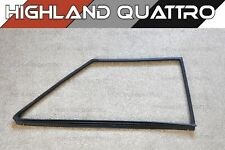 Audi ur quattro / coupe rear quarter glass seal (left) 855845321A