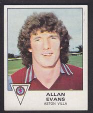 PANINI-CALCIO 80 - # 23 Allan Evans-ASTON VILLA