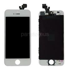 White LCD Display + Touch Screen Digitizer + Frame Assembly For iPhone 5