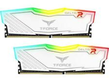 Team T-Force Delta II RGB Series 16GB (2 x 8GB) 288-Pin DDR4 SDRAM DDR4 3000 (PC