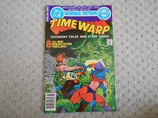 Time Warp #1 (Oct-Nov 1979, Dc) Kaluta, Ditko, Aparo, Science Fiction