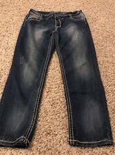 Almost Famous Women's Jeans Capris Size 11