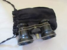 Free Postage Excellent Condition - Strong Resistance To Heat And Hard Wearing Eikow Foldable Binoculars 2.5 X 20 Mm