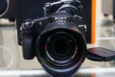 Sony Cyber-shot RX10 20.2 MP Digital Camera (Kit W/ 24–200 mm F2.8 Lens) - Black