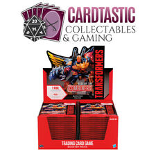 Transformers TCG Rise of the Combiners Booster Box