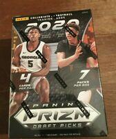 2020 BLASTER BOX Panini Prizm Draft Picks Collegiate Basketball 🔥🏀 🔥!