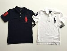 Ralph Lauren Boys' Collared T-Shirts, Tops & Shirts (2-16 Years)