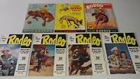 VINTAGE Paper - Annual Rodeo Magazines w Official Program Guides Madison Sq Gard