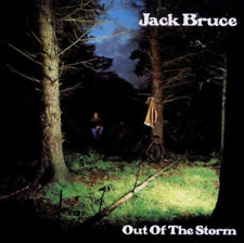 Jack Bruce : Out of the Storm CD (2011) ***NEW*** FREE Shipping, Save £s