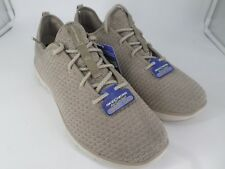 Skechers Dual Lite Cooled Scarpe Da Ginnastica Beige Air UK 10 EU 45 LN22 85