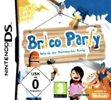 BRICO PARTY FIX IT Game for KIds NINTENDO DS PAL EUR Fast Post UK