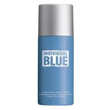AVON INDIVIDUAL BLUE parfümiertes Körperspray Deospray Deo Frisch Aromatisch