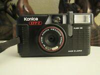 Konica EFP-2 35mm  P&S Film Camera