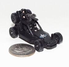 Very Small Micro Machine DPV Desert Patrol Vechile 4X4 in Black