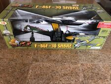 1:18 F-86F-30-SABRE Ultimate Soldier w/ Dragon art, 21st Century Toys, Korea