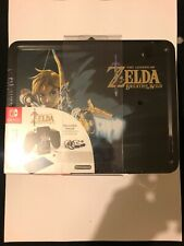 😍 lunch box switch collector the legend of zelda botw neuf blister boite metal