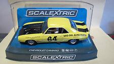 Scalextric Chevrolet Camaro 1969 #64 trans am ref. c3724 nuevo
