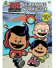 PBS KidsXavier Riddle and The Secret Museum Learning Workbook, Ages 4+