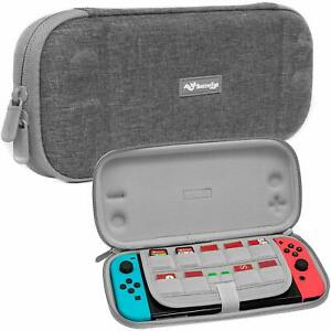Easy Carry Ultra Slim Nintendo Switch Travel Storage Case Protective shell bag