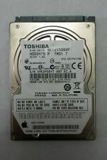 TOSHIBA MK1655GSXF 160GB SATA Laptop Drive HDD2H75 P TM01 T Firmware:D0/FH115B