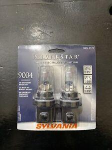 Headlight Bulb-SilverStar Blister Pack Twin Sylvania 9004ST.BP2