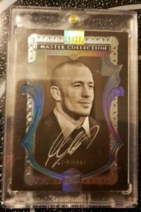 2015 UD Master Collection All-Time Greats Georges St-Pierre ON CARD Auto #08/20