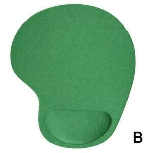 Mouse Pad with Wrist Rest Support Comfort For Computer S9J3 F5V8 Laptop E1B3
