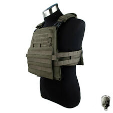 TMC MBAV Tactical Vest MOLLE Airsoft Vest Plate Carrier Adaptive SMALL Size