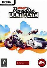 Burnout Paradise The Ultimate Box - PC