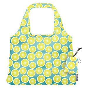 """ChicoBag Products Vita Lemon Reusable Shopping Bag 19"""" x 13"""""""