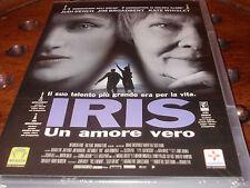 Iris - Un amore vero (2001) Dvd ..... Nuovo