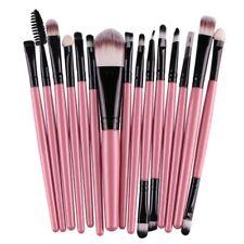 22pc Makeup Brushes Tool Set Cosmetic Eyeshadow Face Powder Foundation Lip Brush