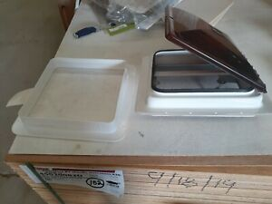 Caravan Roof Vent 14 Inch By 14 Inch Non Powered.