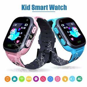 Bluetooth Smartwatch Armbanduhr mit Kamera SIM Slot Fitness Tracker für Kinder