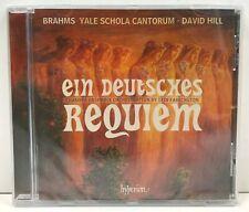 Yale Schola Cantorum - Brahms: Ein Deutsches Requiem - Johannes Brahms [New CD]