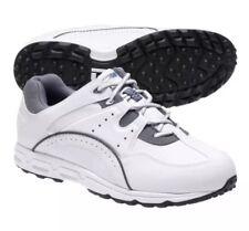 Mens FootJoy Superlite Athletic Spikeless Golf Shoes Size 9 White 56734 e835b6eae36