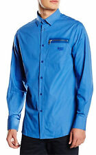 Versace Jeans men's regular fit blue shirt size 52*