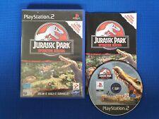 PS2 : jurassic park operation genesis