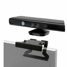 TV Clip Mount Mounting Stand Holder for Microsoft Xbox 360 Kinect Sensor MN