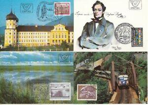 Österreich   Lot 40 Maximumkarten