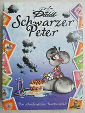Jeu de 32 cartes Diddl / Schwarzer Peter / Règle du jeu incluse