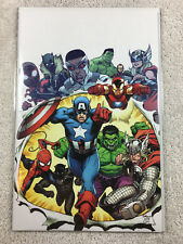 Marvel Legacy #1 Virgin Variant Cover Ed McGuinness Fan Expo Exclusive Comic New