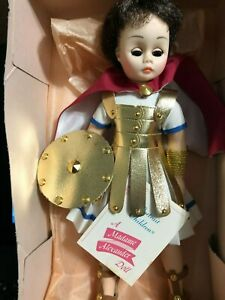 Madame Alexander Doll  ANTHONY  WITH ORIGINAL BOX
