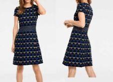 Kurzarm Damenkleider im A-Linie-Stil für Business-Anlässe