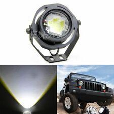 2Pcs 10W 12V Spot LED Work Light Road Motor Car Tractor Boat Fog Spotlight