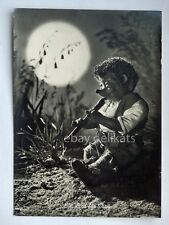 MECKI Ein Lied fur Dich AK vintage old postcard vecchia cartolina